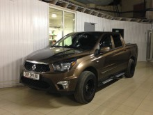��� ������ SsangYong Actyon Sports