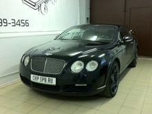 Чип тюнинг Bentley Continental