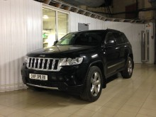 Чип тюнинг Jeep Grand Cherokee IV (WK2)