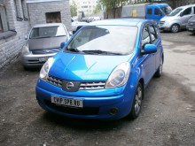 ��� ������ Nissan Note