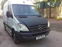 Чип тюнинг Mercedes Benz Sprinter (W903)
