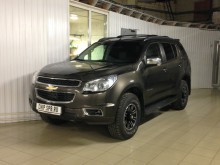 Чип тюнинг Chevrolet Trailblazer 2